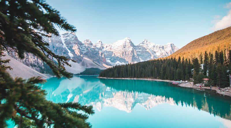 banff-Où voyager au Canada en été ?