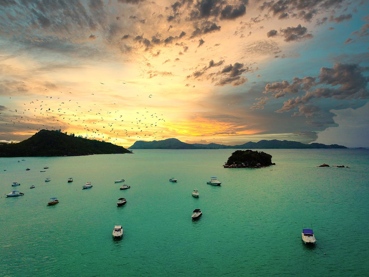 7 Raisons de partir en vacances aux Seychelles !